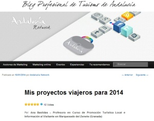 blog andalucia network